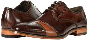 Stacy Adams Talbot Men's Lace Up Cap Toe Shoes