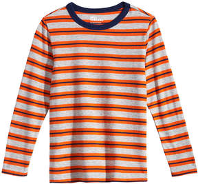 Epic Threads Striped Long-Sleeved T-Shirt, Little Boys (4-7), Created for Macy's