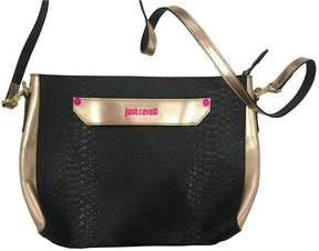 Just Cavalli Leather satchel