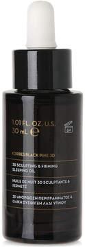 Korres Black Pine 3D Sculpting & Firming Sleeping Oil, 1.01 fl. oz.