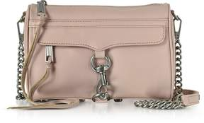 Rebecca Minkoff Vintage Pink Mini MAC Clutch/Shoudler Bag - ONE COLOR - STYLE