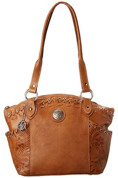 American West - Harvest Moon Bucket Tote Tote Handbags