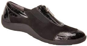 Ros Hommerson Black Nadia Suede Sneaker - Women