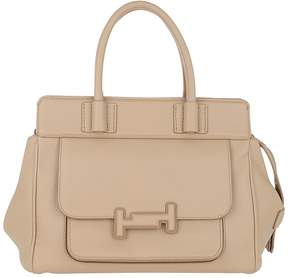 Tod's Double T Satchel Small Nocciola