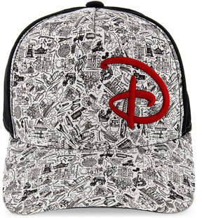 Disney Cityscape Baseball Cap - Adults