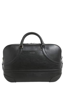 Alexander McQueen Harness Briefcase