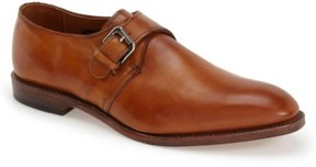 Allen Edmonds Men's Warwick Monk Strap Shoe