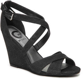 G by Guess Women's Harpee Wedge Sandal
