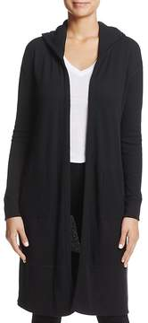 Andrew Marc Performance Hooded Duster Cardigan