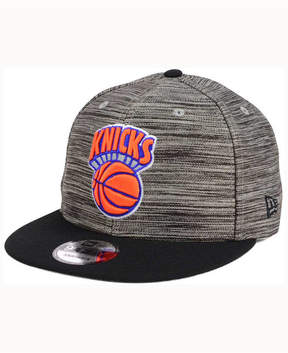 New Era New York Knicks Blurred Trick 9FIFTY Snapback Cap