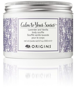 Origins Calm To Your Senses(TM) Lavender Lavender And Vanilla Body Souffle
