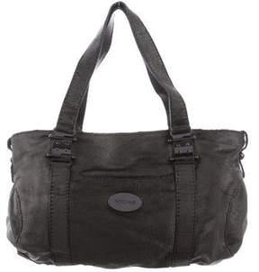 Rochas Leather Handle Bag