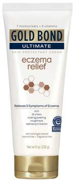 Gold Bond Ultimate Eczema Relief Cream - 8 oz.