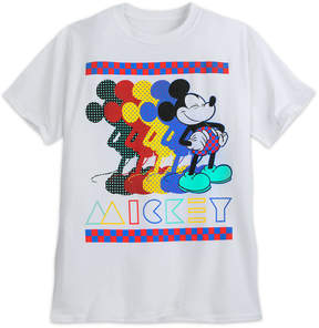 Disney Mickey Mouse '80s Flashback T-Shirt - Adults