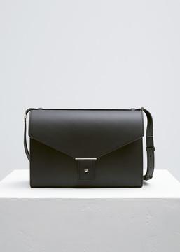 PB 0110 totokaelo exclusive black box shoulder bag