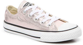 Converse Girls Chuck Taylor All Star Toddler & Youth Metallic Sneaker