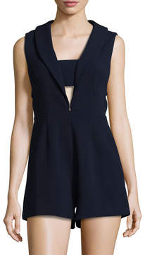 Finders Keepers Women's Look Like You Playsuit