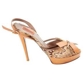 Missoni Cloth heels