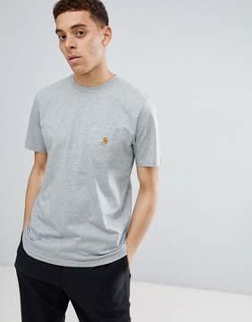 Carhartt WIP Pocket T-Shirt In Regular Fit