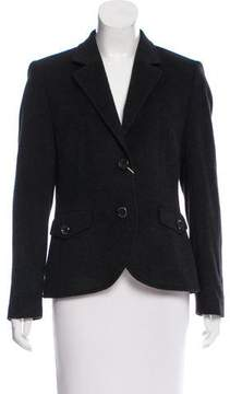 Basler Wool & Angora-Blend Blazer