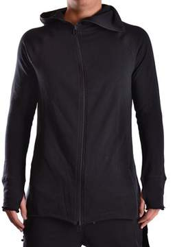 Barbara I Gongini Men's Black Cotton Sweatshirt.
