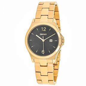 DKNY Parsons NY2366 Women's Gold Tone Stainless Steel Watch