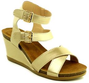 Refresh Natural Wedge Sandal