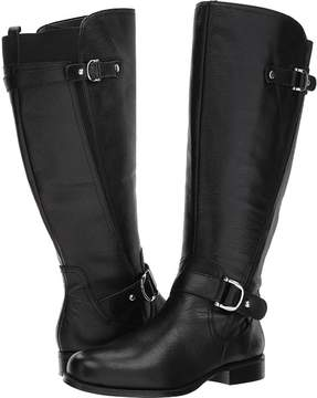 Naturalizer Jenelle Wide Calf Women's Dress Pull-on Boots
