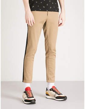 The Kooples Slim-fit stretch-cotton chinos