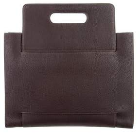 Hermes Togo Passe-Passe Tote - BROWN - STYLE