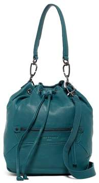 Liebeskind Berlin Brooklyn Leather Drawstring Bucket Bag