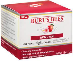 Burt's Bees Renewal Night Cream