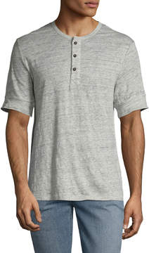Alternative Apparel Men's Costa Del Sol Henley