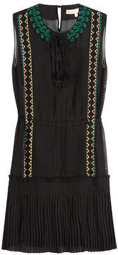 Vanessa Bruno Embroidered Dress