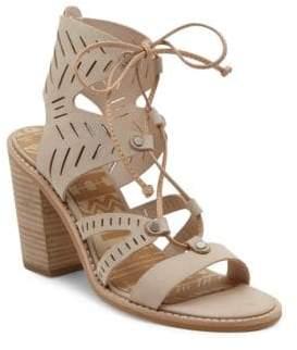 Dolce Vita Luci Nubuck Sandals