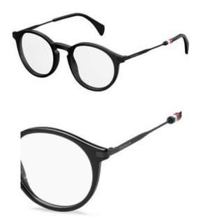 Tommy Hilfiger Eyeglasses T_hilfiger 1471 0807 Black