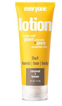 EO Coconut + Lemon Everyone 3-in-1 Lotion Tube by 6oz Lotion)