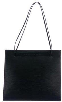 Louis Vuitton Epi Saint Tropez - BLACK - STYLE