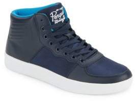Original Penguin High-Top Lace-Up Sneakers