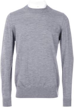 Sacai fine knit sweater