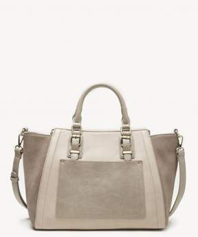 Sole Society Jensen winged colorblock tote