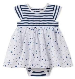 Absorba Baby Girl's Striped Bodysuit