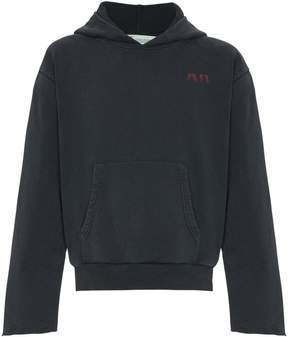 Off-White c/o Art Dad Time On Deck hooded sweatshirt