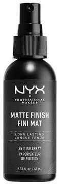 NYX Long Lasting Makeup Setting Spray Matte Finish