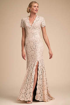 Anthropologie Ceres Wedding Guest Dress