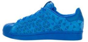 adidas Boys' Superstar Xeno Suede Sneakers