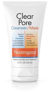 Neutrogena® Clear Pore Facial Cleanser/Mask - 4.2 fl oz