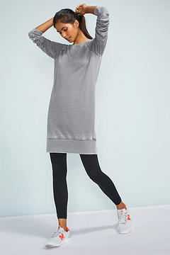 Alternative Apparel Terry Burnout Dress