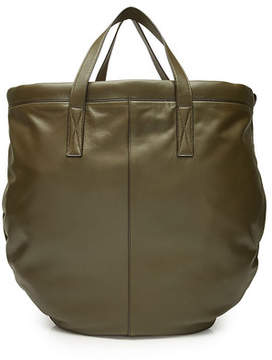 Victoria Beckham New Helmet Leather Tote