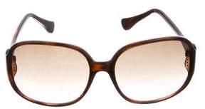 Tod's Oversize Gradient Sunglasses